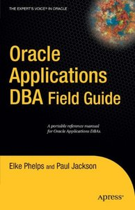 Oracle Applications DBA Field Guide-cover