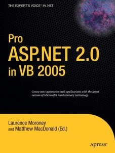 Pro ASP.NET 2.0 in VB 2005-cover