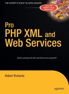 Pro PHP XML and Web Services-cover