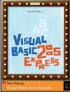 Visual Basic 2005 Express: Now Playing-cover