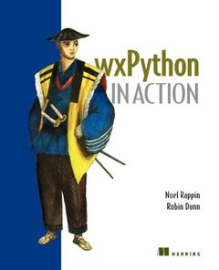 wxPython in Action (Paperback)-cover