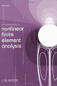 An Introduction to Nonlinear Finite Element Analysis-cover