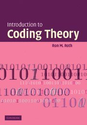Introduction to Coding Theory (Hardcover)-cover