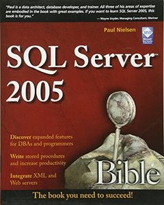 SQL Server 2005 Bible-cover