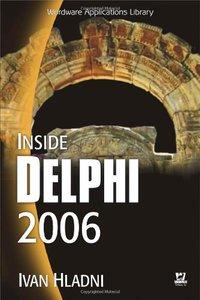 Inside Delphi 2006 (Paperback)-cover