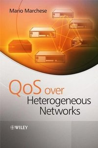 QoS Over Heterogeneous Networks (Hardcover)-cover
