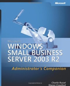 Microsoft Windows Small Business Server 2003 R2 Administrator's Companion (Hardcover)-cover