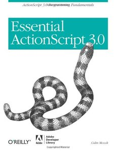 Essential ActionScript 3.0 (Paperback)-cover