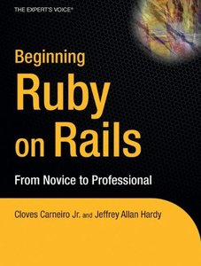 Beginning Rails: From Novice to Professional (Paperback)-cover