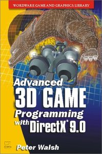 Advanced 3D Game Programming with DirectX 9-cover