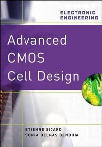 Advanced CMOS Cell Design-cover