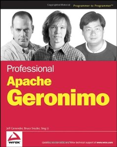 Professional Apache Geronimo-cover