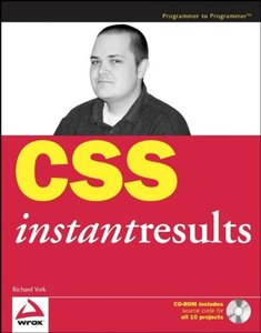 CSS Instant Results-cover