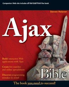 Ajax Bible-cover