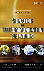 Signaling in Telecommunication Networks, 2/e (Hardcover)-cover