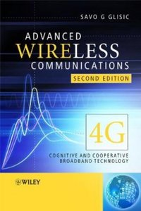 Advanced Wireless Communications: 4G Cognitive and Cooperative Broadband Technologies, 2/e-cover