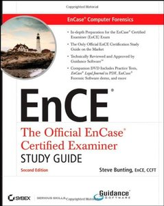 EnCase Computer Forensics--The Official EnCE: EnCase Certified Examiner Study Guide, 2/e-cover