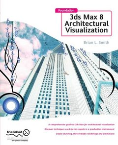Foundation 3ds Max 8 Architectural Visualization-cover