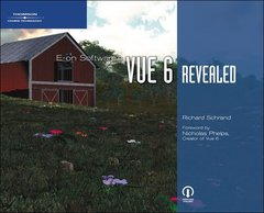 E-on Software's Vue 6 Revealed (Paperback)-cover