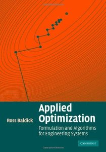 Applied Optimization: Formulation and Algorithms for Engineering Systems-cover