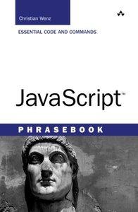 JavaScript Phrasebook (Paperback)-cover