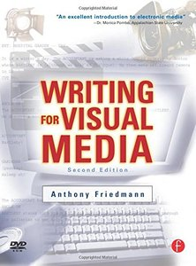 Writing for Visual Media, 2/e (Paperback)-cover