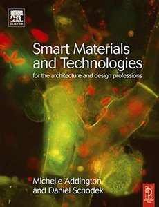 Smart Materials and Technologies in Architecture (Paperback)-cover