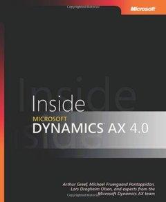 Inside Microsoft Dynamics AX 4.0 (Paperback)-cover