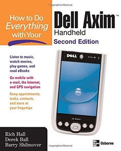 How to Do Everything with Your Dell Axim Handheld, 2/e-cover