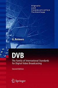 DVB: The Family of International Standards for Digital Video Broadcasting, 2/e-cover