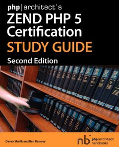 php|architect's Zend PHP 5 Certification Study Guide-cover