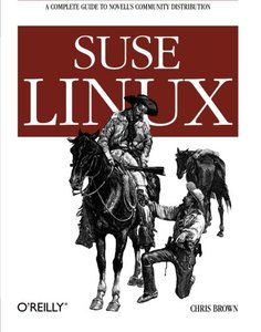 Suse Linux (Paperback)-cover