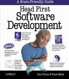Head First Software Development (Paperback)-cover