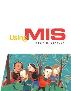 Using MIS (Paperback)-cover