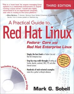 A Practical Guide to Red Hat Linux: Fedora Core and Red Hat Enterprise Linux, 3/e (Paperback)-cover