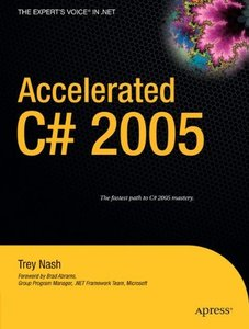 Accelerated C# 2005 (Paperback)-cover