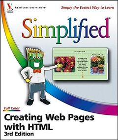 Creating Web Pages with HTML Simplified, 3/e-cover
