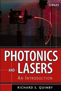 Photonics and Lasers: An Introduction (Hardcover)-cover