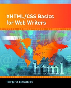 XHTML/CSS Basics for Web Writers-cover