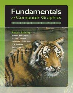 Fundamentals of Computer Graphics, 2/e-cover