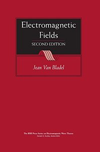Electromagnetic Fields, 2/e (Hardcover)-cover