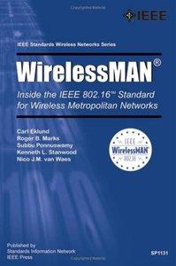 WirelessMAN: Inside the IEEE 802.16 Standard for Wireless Metropolitan Area Networks-cover