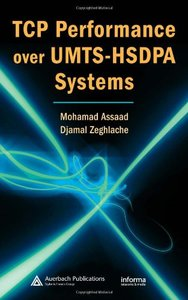 TCP Performance over UMTS-HSDPA Systems (Hardcover)-cover