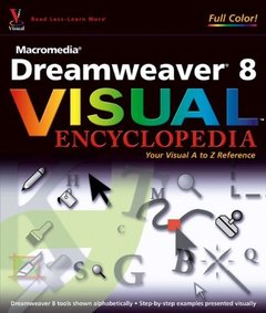 Macromedia Dreamweaver 8 Visual Encyclopedia-cover