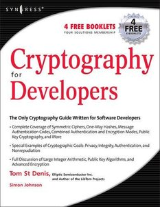 Cryptography for Developers-cover