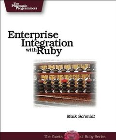 Enterprise Integration with Ruby (Paperback)-cover