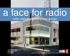 A Face for Radio: A Guide to Facility Planning and Design-cover