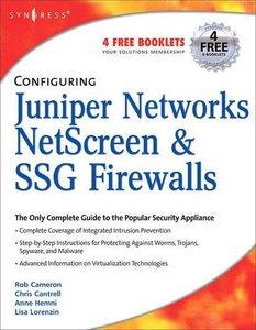 Configuring Juniper Networks NetScreen & SSG Firewalls (Paperback)