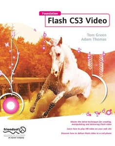 Foundation Flash CS3 Video (Foundation)-cover