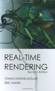 Real-Time Rendering, 2/e-cover